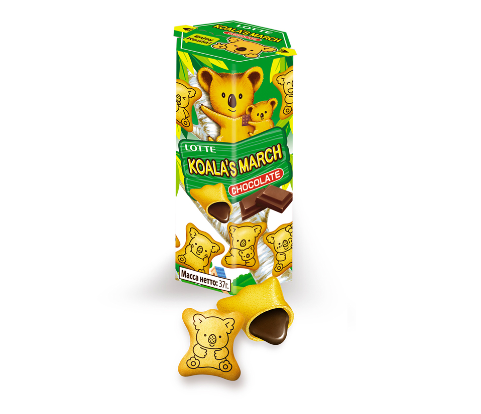 Koala's March Chocolate
